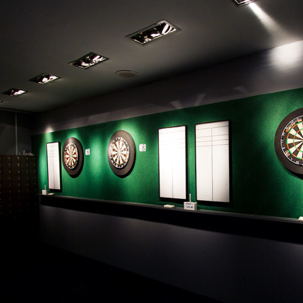 Darts-Lounge